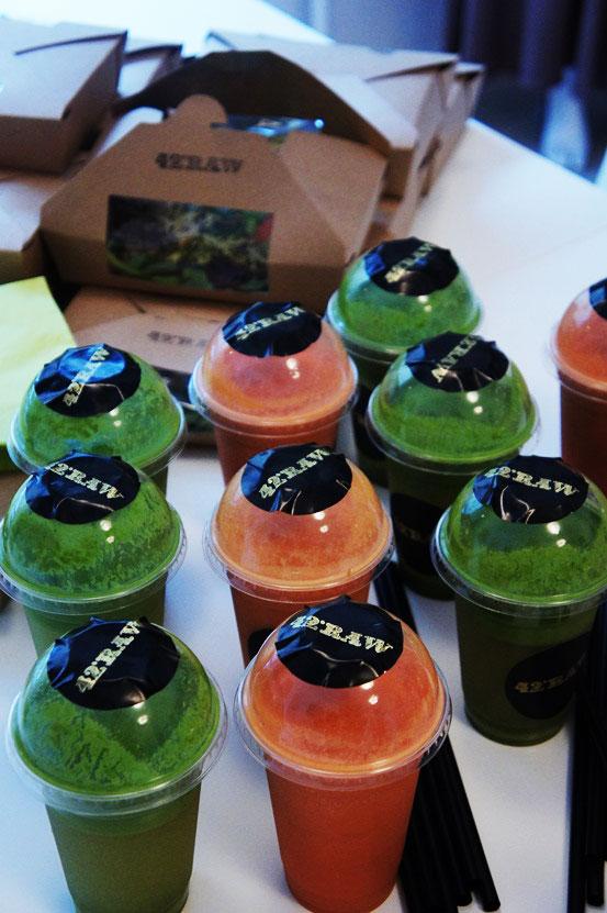 42raw juice