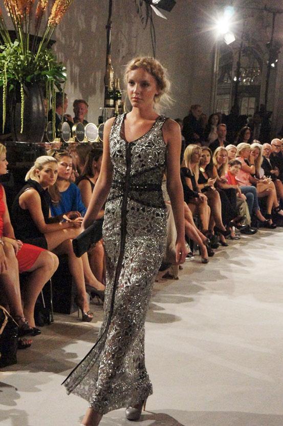 stasia kjole, stasia dress, silver dress, galla kjole