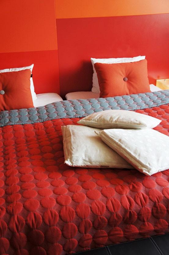 First Lady Rooms hotel skt. petri, hay sengetøj