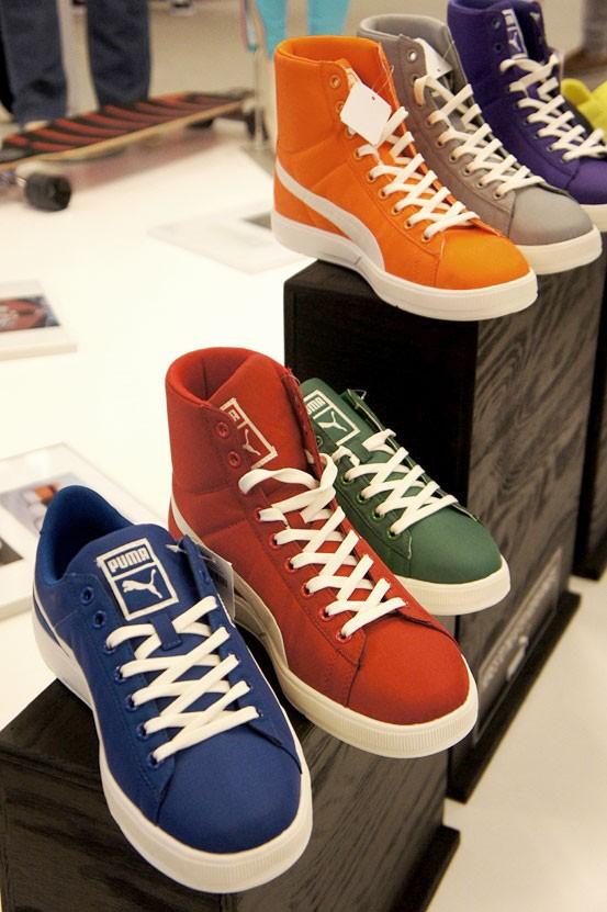 puma sneakers, puma sko, puma kondisko