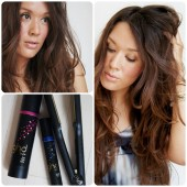 lav krøller med et glattejern, how to make curls with a straighten iron, ghd styler, beauty guide, hair guide, hårguide