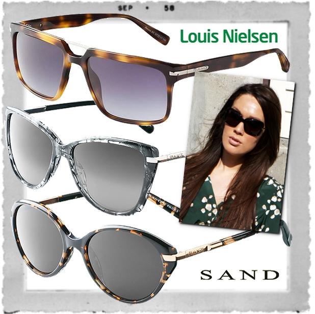 louis nielsen sand solbriller, vind solbriller louis nielsen, sunglasses louis nielsen