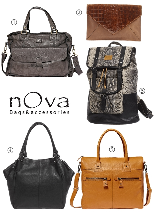 nova Tender Burned Orange, nova Phantom, nova Dodger black, Bloom Dark Grey, nova Patridge Cognac