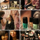 elf cosmetics makeover, designer forum september 2012, elf makeup, besøg elf cosmetics, bazar elf cosmetics