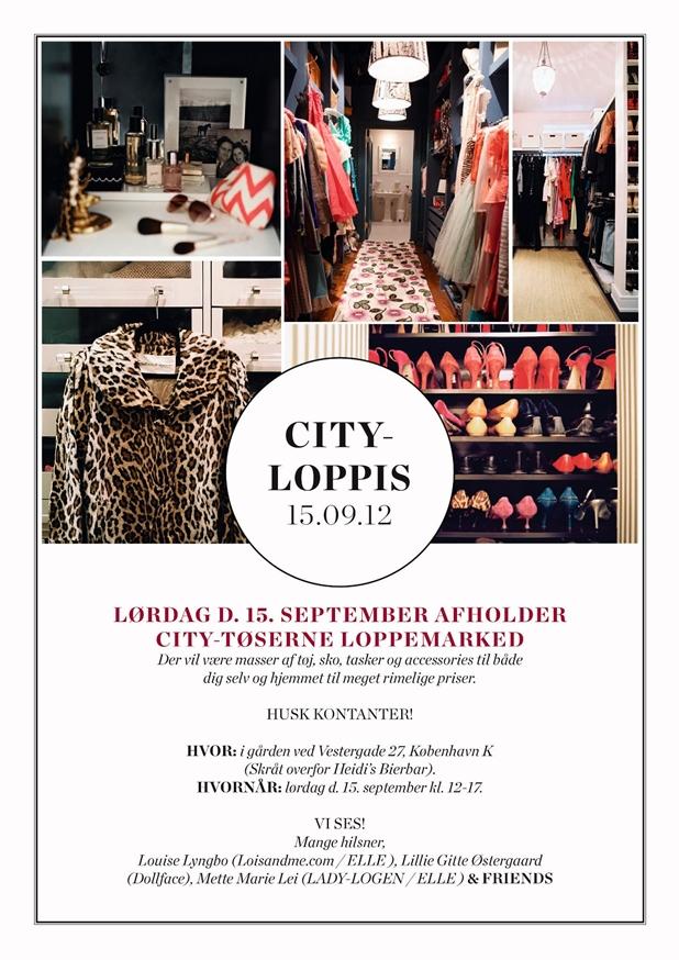 loppemarked, city loppis, køb mit tøj, blogger tøj