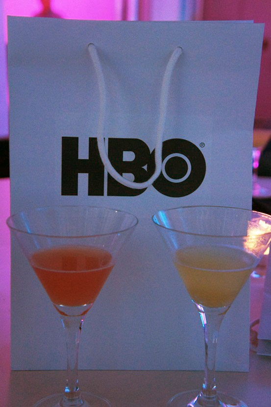 HBO event, stockholm HBO event