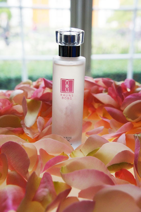 raunsborg parfume, pink rose