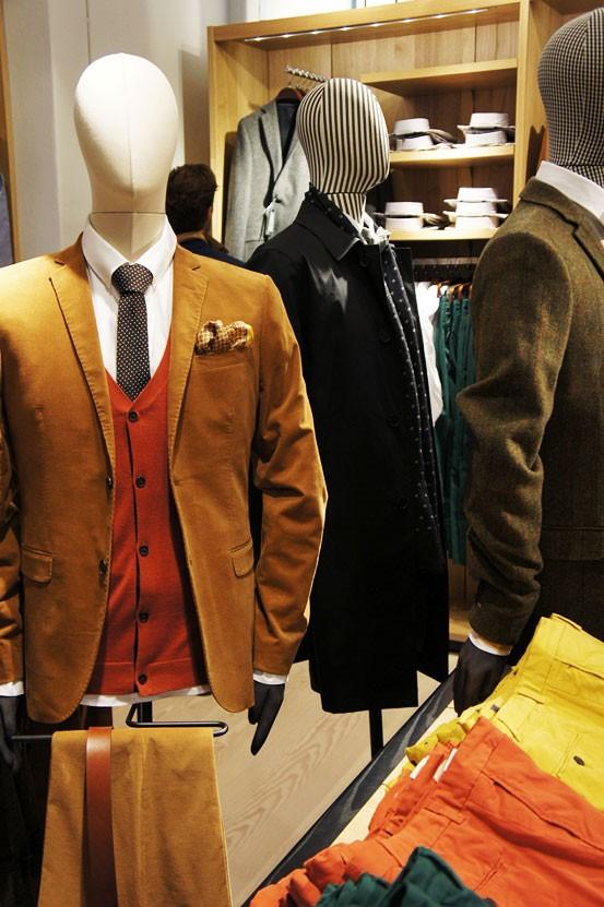 H&M fejrede åbningen af Skandinaviens første herrebutik med modefest
