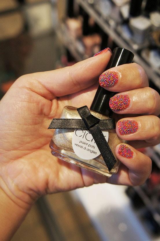 ciate caviar nails, Caviar Manicure Ciaté