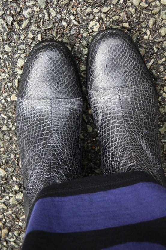 pavement boots, pavement støvler, sorte flade støvler, black boots