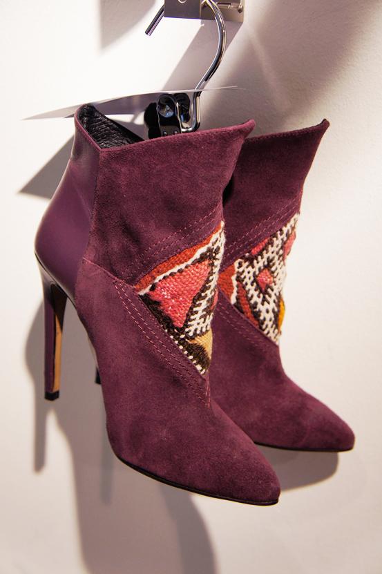 howsty boots, howsty ss13, howsty støvler, ETNIA BOOTS BURG, lilla støvletter