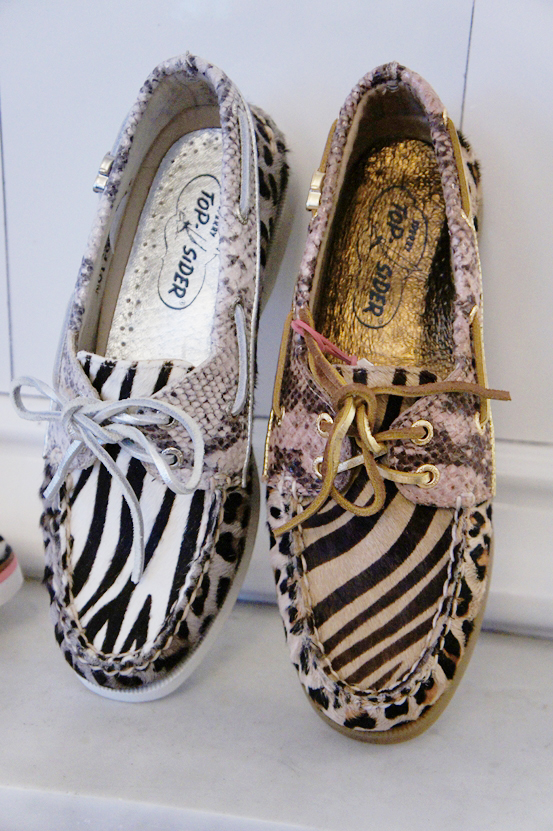 keds, keds sko, top sider, animal print loafers, dyreprint loafers