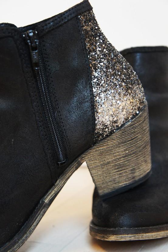 vinterstøvler, zalando glimmer sko