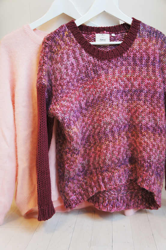 lana del ray lyserød angora sweater, pink angora sweater lana del ray Hm, Maroon Space Dye Contrast Jumper, bordeaux sweater, newlook sweater