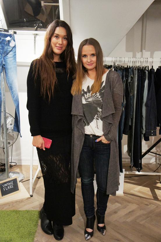 fashion bloggers, modebloggere, presseevent