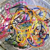 carre event, carre, evil eye armbånd, evil eye bracelet