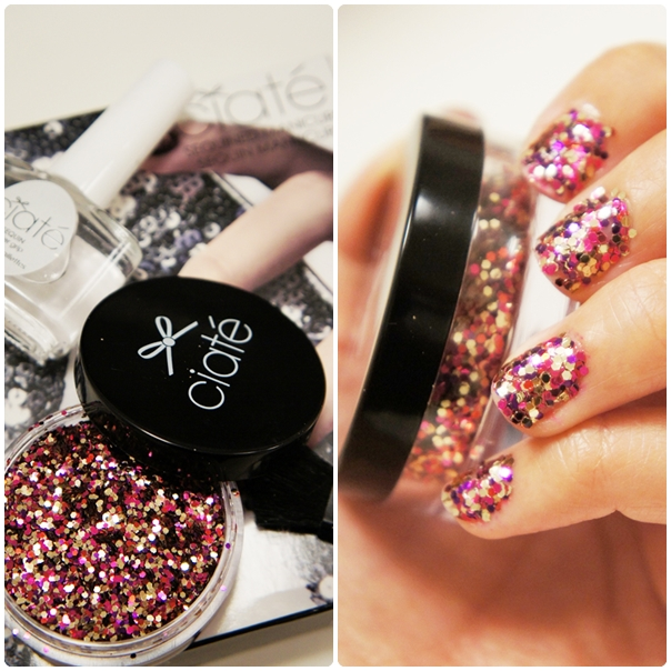 ciate Sequin Manicure, new ciate Sequined  manicure