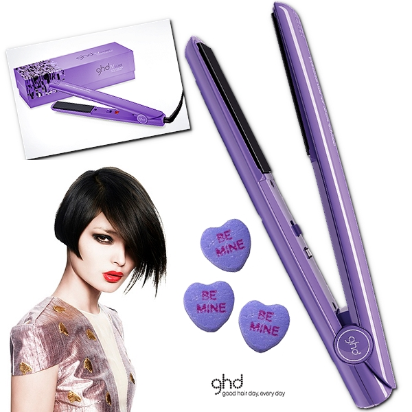 ghd candy collection , vind en ghd styler, win a ghd styler, violet gdh styler, purple ghd styler, lilla ghd styler, ghd glattejern