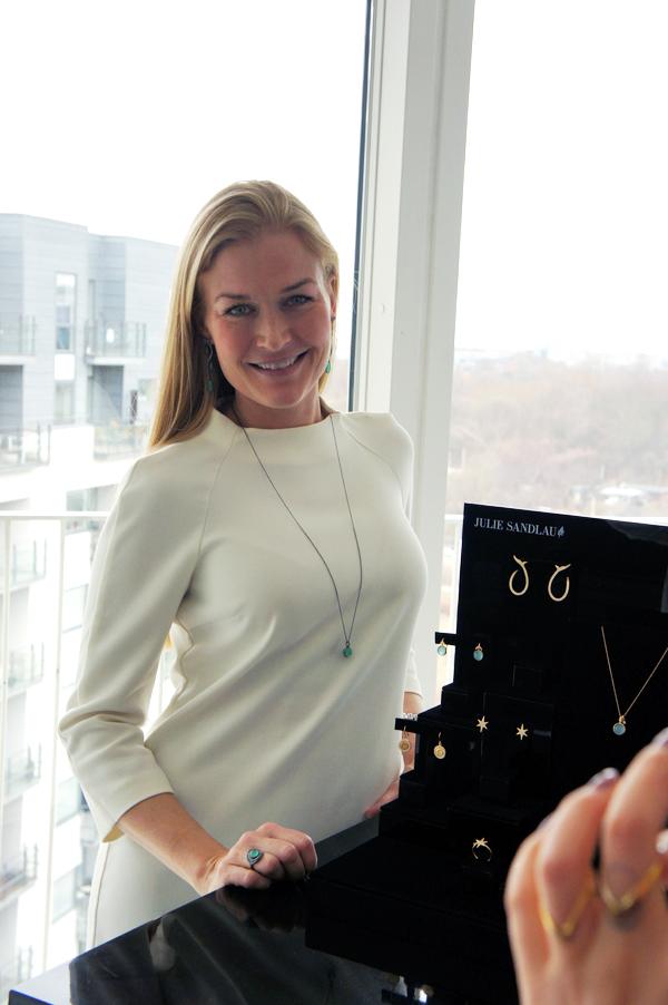 julie sandlau, julie sandlau smykkedesigner, julie sandlau jewellery designer