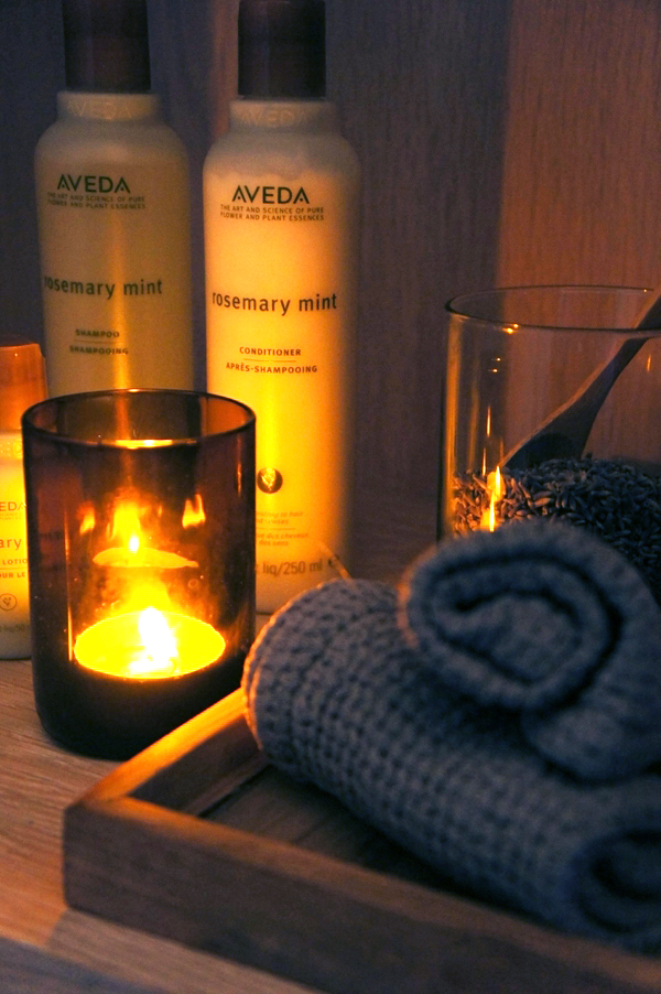 aveda behandlinger, aveda spa