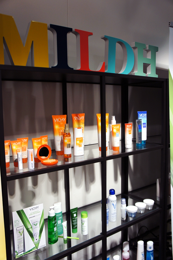 mildh press, beauty press event