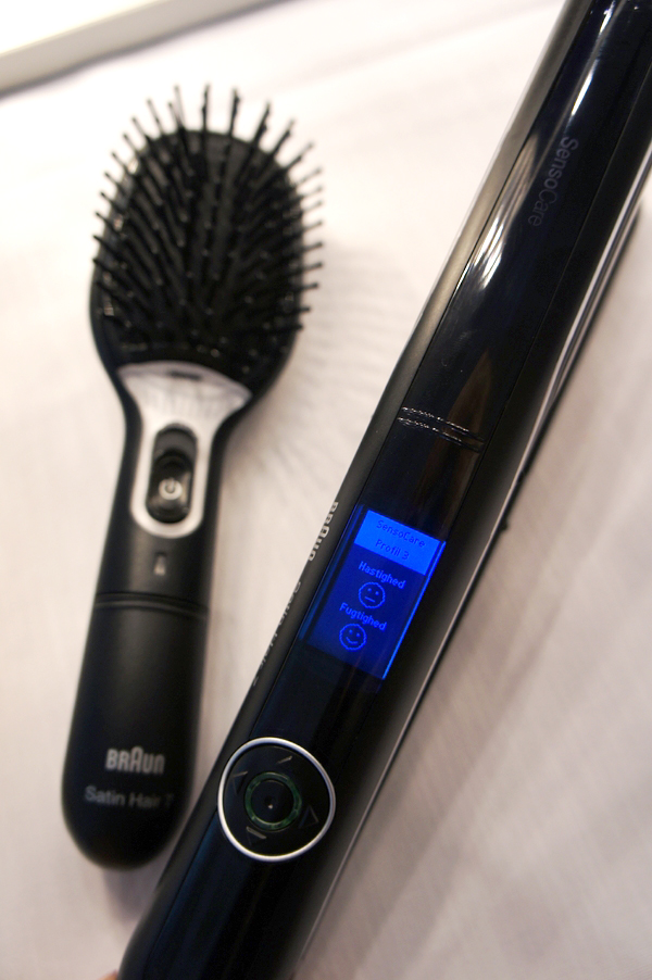 Braun Satin-Hair 7 SensoCare styler