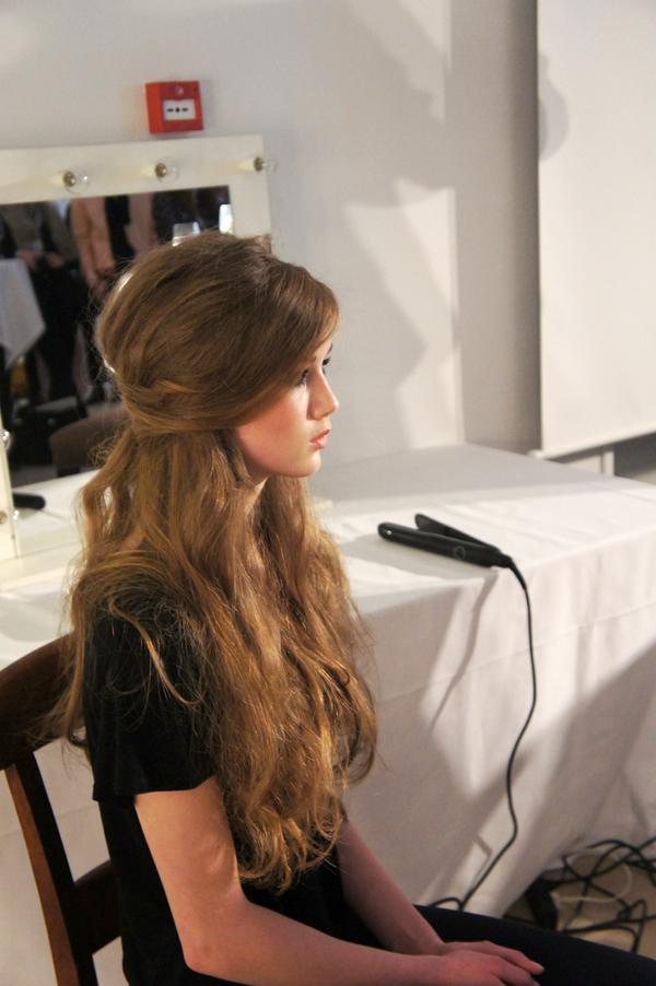 braun hår, braun hair, hair styling