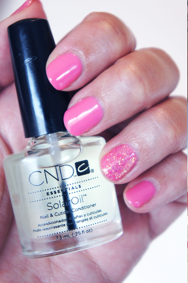 Insight Cosmetics Group, pink cnd shellac, shellac hot pink, cnd shellac gotcha