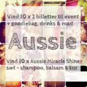 Aussie Miracle Shine, aussie instagram