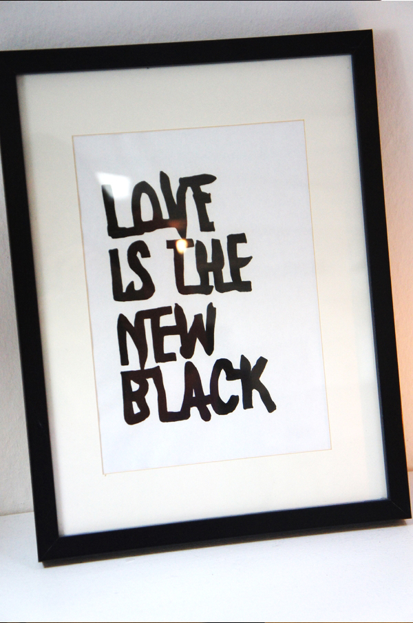 love is the new black, Gregersen Communication PRESSEDAG