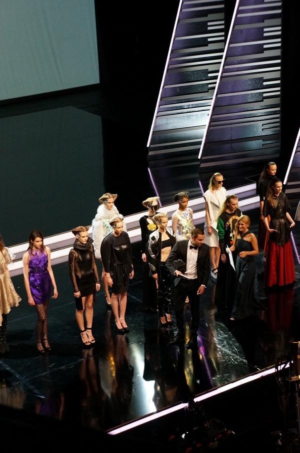 pernille rosendahl elle style awards 2013, elle style awards 2013 danmark