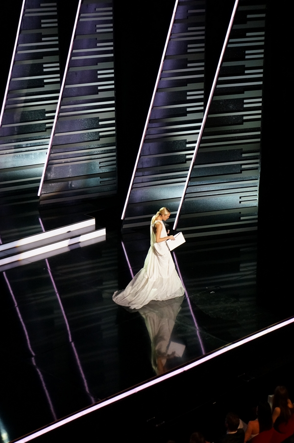 christina schaumburg muller, christina schaumburg muller kjole elle style awards 2013