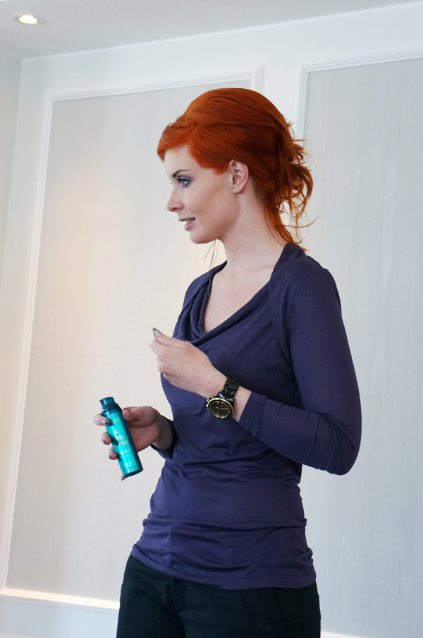 Couture Styling Kérastase, hair styling kerastase