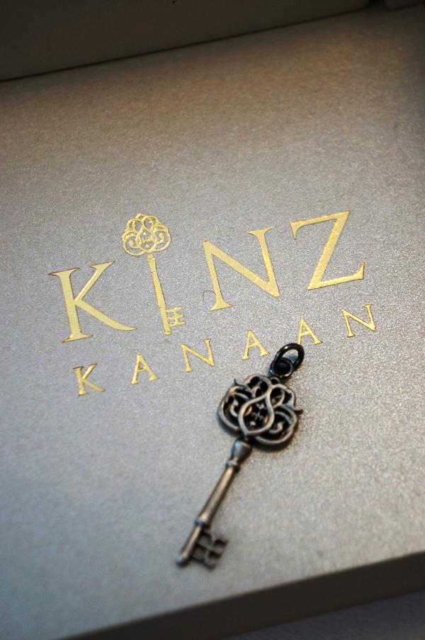 kinz kanaan, dansk smykkefirma Kinz Kanaan, key jewllery, nøgle smykke