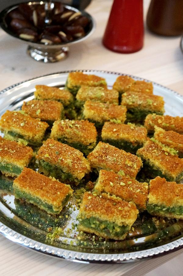 arabiskkage, arabic cake, sweets