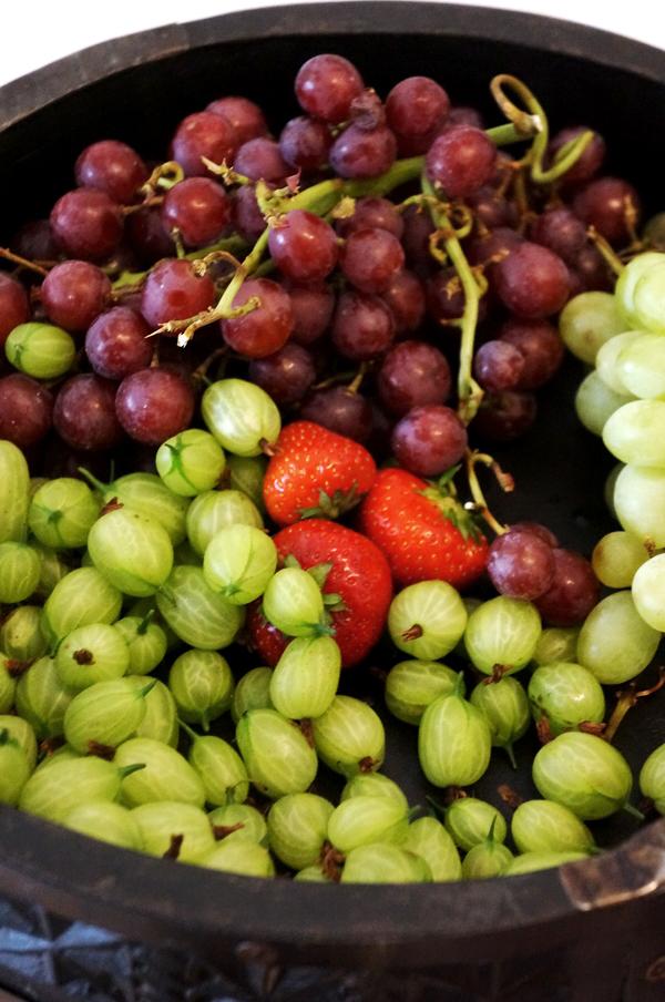 frugt, stikkelsbær