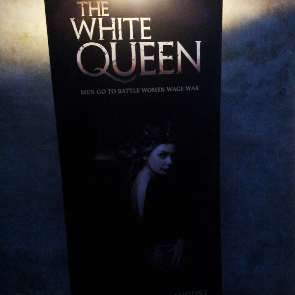 the white queen, hbo event