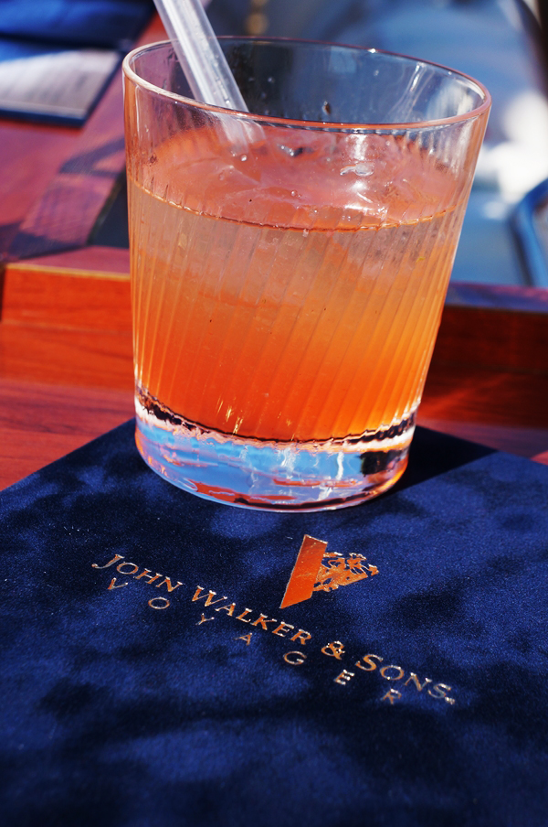 john walker yacht Voyager, Johnnie Walker & Sons, Johnnie Walker  drinks