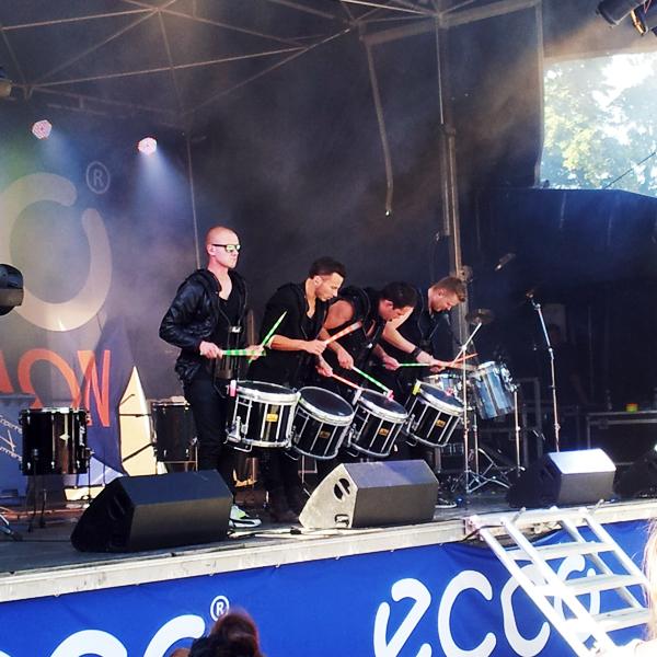 ecco copenhagen drummers