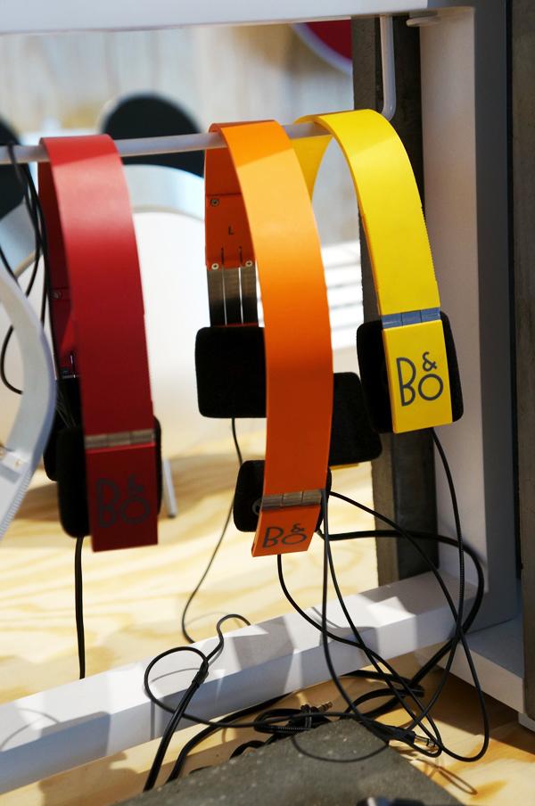 Bang og olufsen headphones, B&O høretelefoner