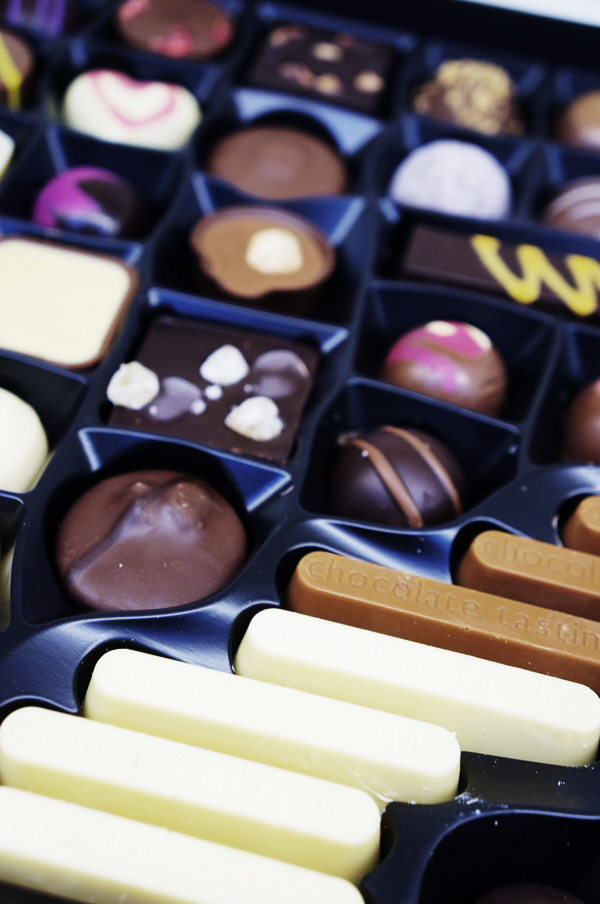 Hotel Chocolat chokolade, Hotel Chocolat christmas 2013