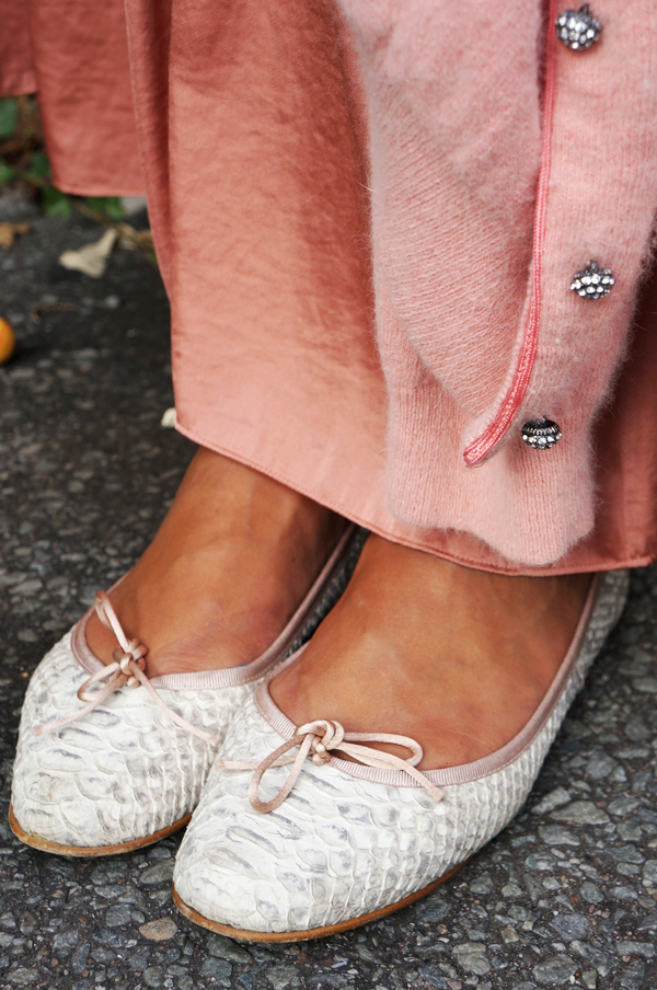 zara ballerinaer, zara shoes, zara flats, snake print shoes, zara ballerinaer