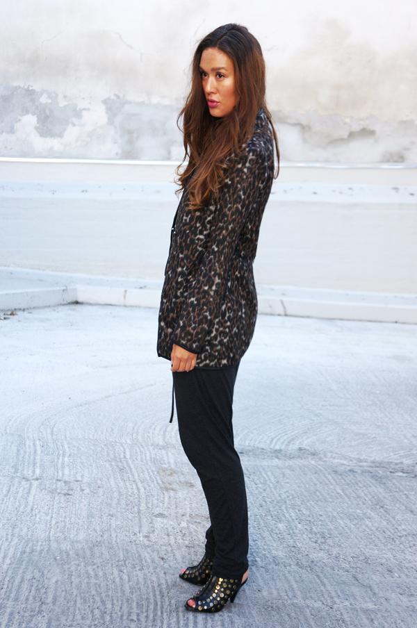 vila leopard herrejakke, moda woman, miinto shopping, saint tropez buksedragt