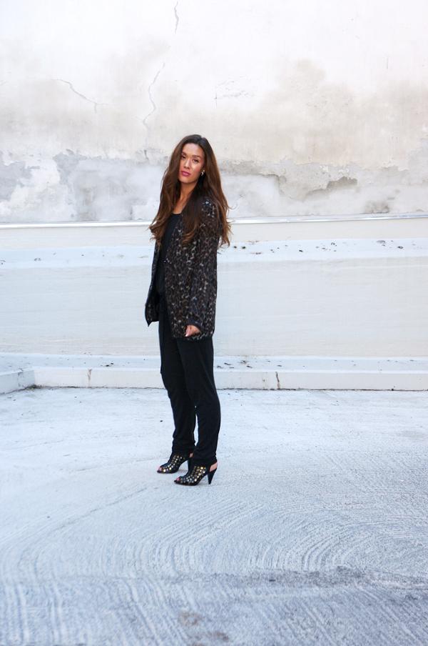 blogger outfit, buksedragt grå jersey, saint tropez buksedragt, jmpsuit grey, saint tropez jumpsuit