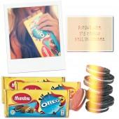 vind marabou oreo, marabou oreo, marabou chokolade, oreo chocolade