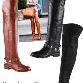 Christine Teigen Over The Knee Boots, winter boots 2013, vinter støvler 2013, over knee støvler, aldo støvler, lårlange støvler, aldo over the knee boots