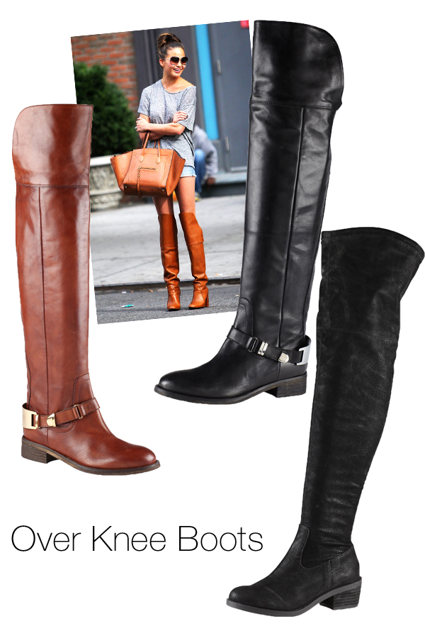 Christine Teigen Over The Knee Boots, winter boots 2013, vinter støvler 2013, over knee støvler, aldo støvler, lårlange støvler, aldo over the knee boots