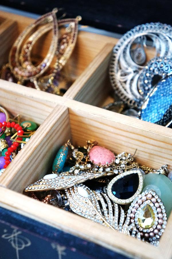 smykkeskrin, jewellery box
