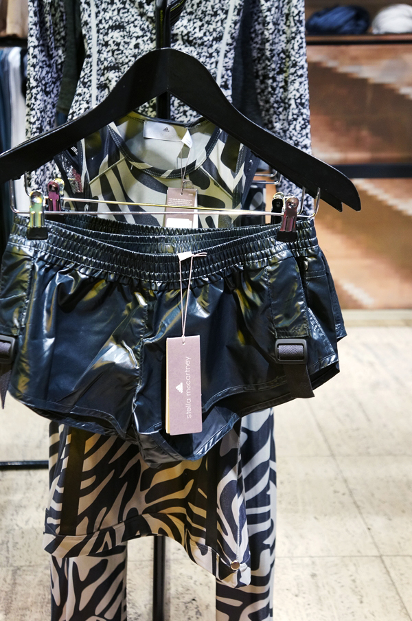 lædershorts, strøm butik hellerup, leather shorts