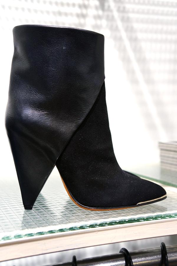 IRO Daithy Støvle med hæl, sort fashion støvler, blogger støvler